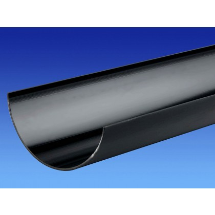 112mm Half Round Gutter Lengths 2 X 2 Metre (4m Total)