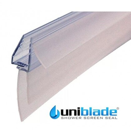 Uniblade Shower screen seal - Universal