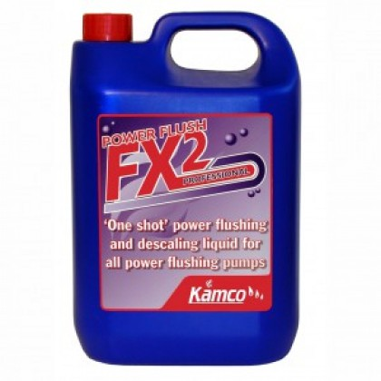 Kamco - Power Flush FX2 Professionan Power flushing and Descaling Liquid