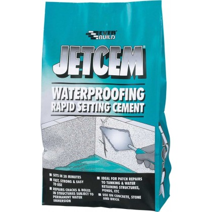 JET Cement - Quick Setting 3KG