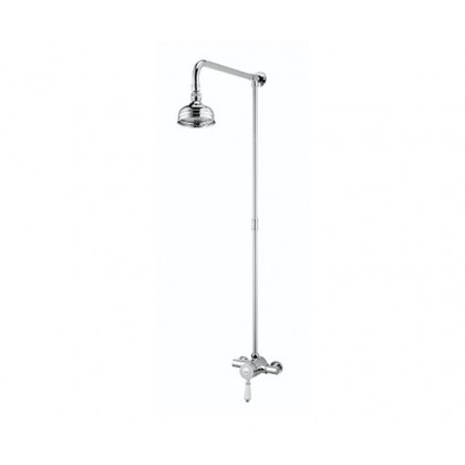 Bristan Colonial2 Thermostatic Shower Valve + Rigid Riser