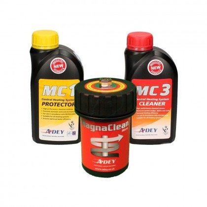 MagnaClean Micro Chemical Pack (Filter, MC1 & MC3)