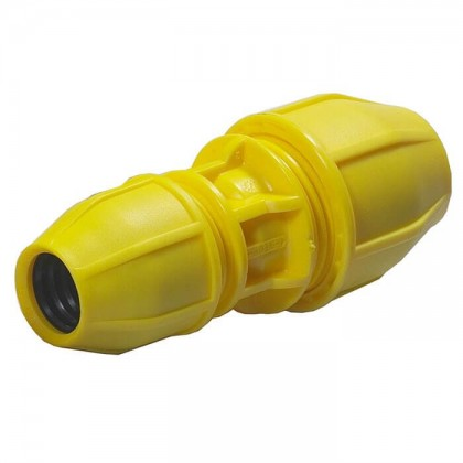 Philmac MDPE 25mm x 32mm Gas Compression Coupler