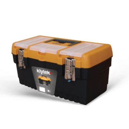 KLY-TEC Tool Box With Metal Lock